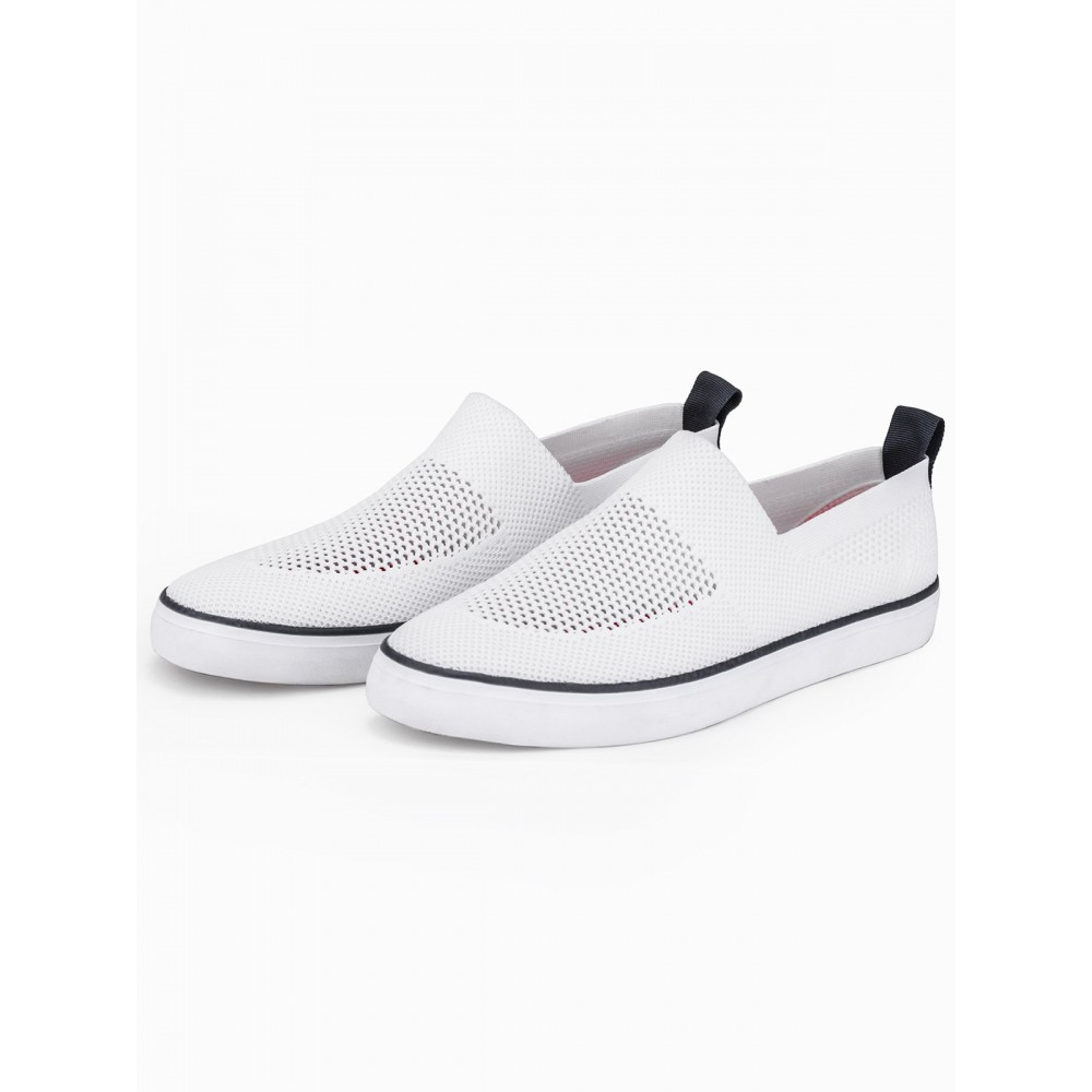 """Balti vyriški laisvalaikio batai """"Slipa"""""""