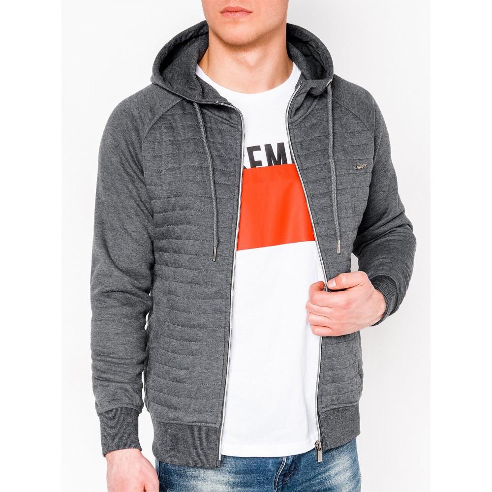 """Vyriškas džemperis su užtrauktuku """"Bovi"""""""