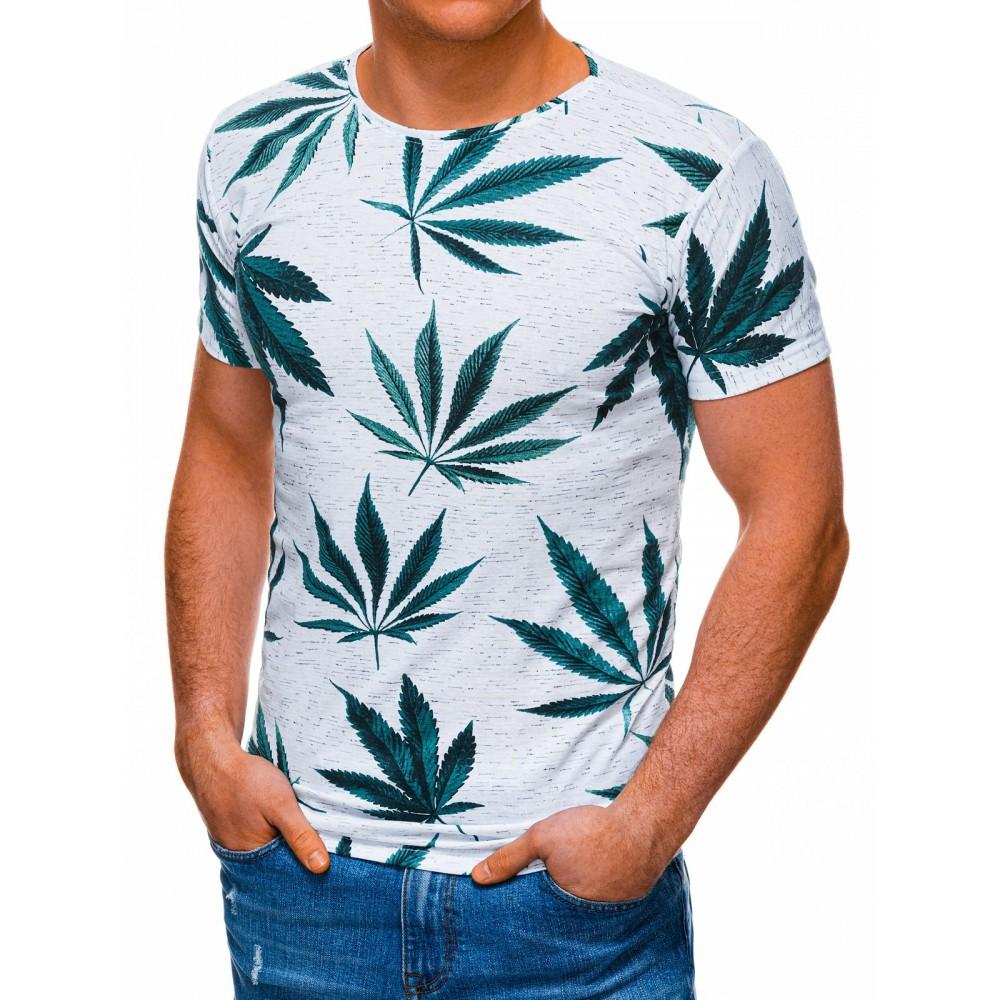 """Šiuolaikiški stilingi marškinėliai vyrams """"Kana"""""""