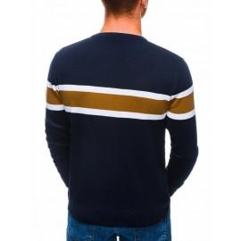 """Vyriškas megztinis tamsiai mėlynos spalvos """"Turs"""""""