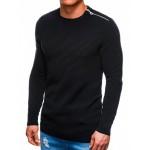"""Juodos spalvos vyriškas megztinis """"Uzis"""""""