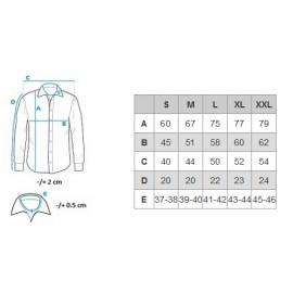 """Vyriški stilingi marškiniai trumpomis rankovėmis šviesiai pilkos spalvos """"Rovis"""""""